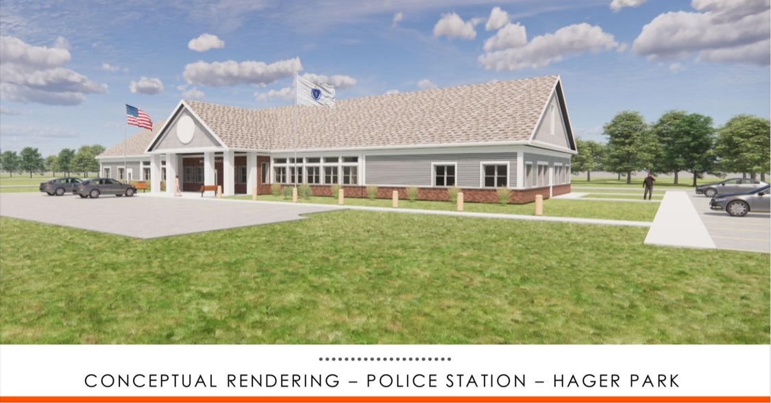 Proposed Front of WPD