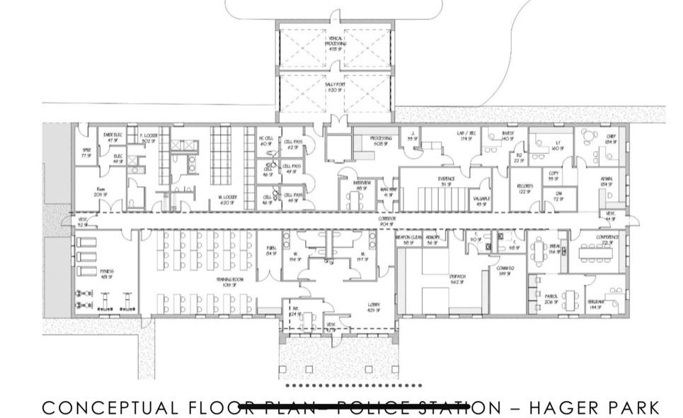 WPD Proposed Layout