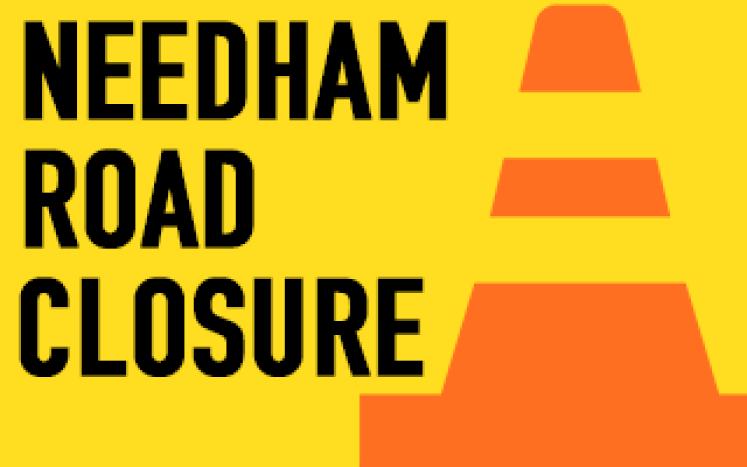 Needham Road Closure